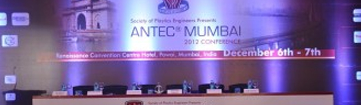 Launch ANTEC Mumbai 2012